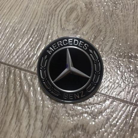 Оригинальный значок Mercedes Benz