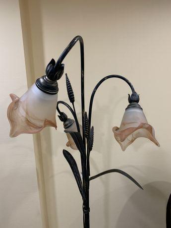 Lampa  podłogowa 3 ramienna