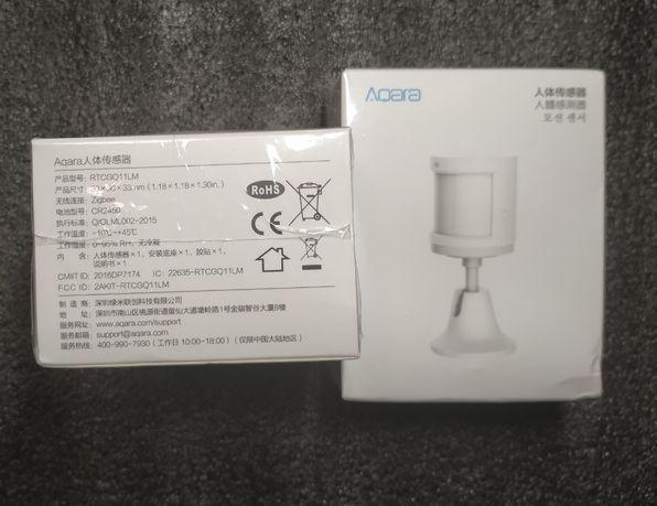 Датчик движения Xiaomi Smart Home Aqara Human Body Sensor