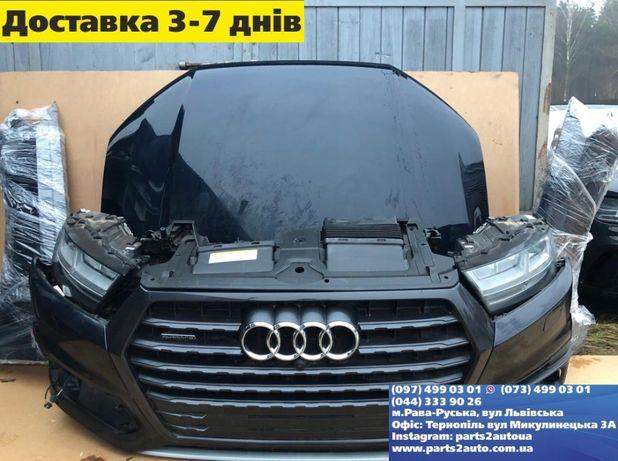 Audi Q7 4L 4M 2005- Разборка Авторазборка Авто Шрот Запчасти