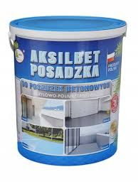 Краска до бетонних підлог POSADZKA Попелястий 1л