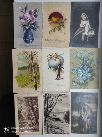 Продам старинные открытки: Германия, Россия, Финляндия, СССР