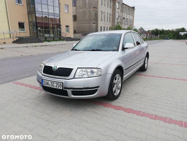 Škoda Superb SKODA SUPERB 1.9 TDI 2008r super stan