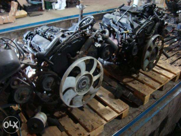 Двигатель мотор ТНВД турбина Форд Транзит 2.0 2.2 2.4 DI TDCI Разборка