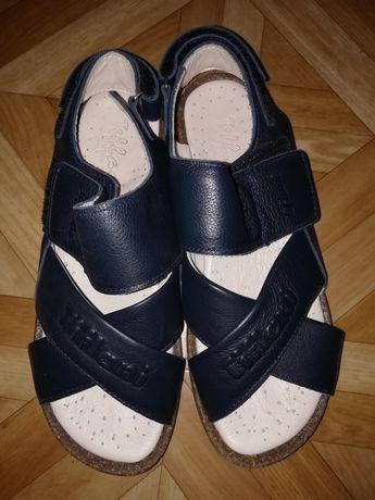 Tiflani кожаные сандалии сандали туфли обувь
