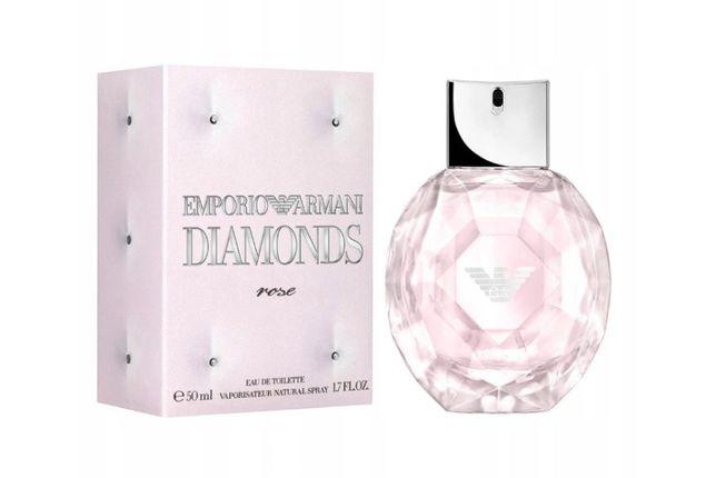 ARMANI Giorgio Emporio Diamonds ROSE EDT 50ML