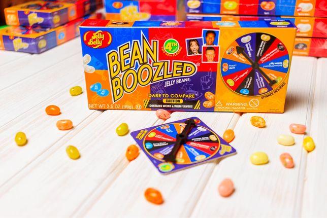 Конфеты - рулетка Jelly Belly Bean Boozled