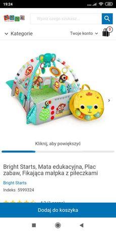 Mata edukacyjna bright stars