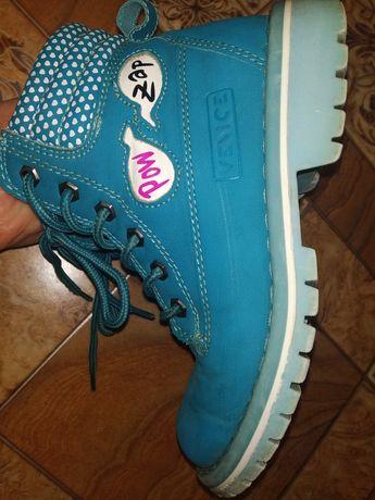 Сапоги ботинки VENICE +кроссовки для девочки 29-30 р,19-20 см