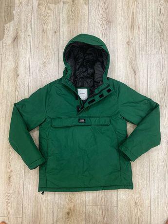 Куртка анорак pull&bear