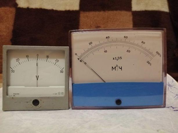 вольтметр м42100 30-0-30 Измерительная головка на 5mA