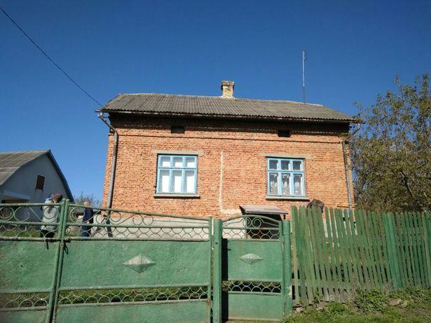 Продам будинок у місті Хоростків дім дом земельна ділянка