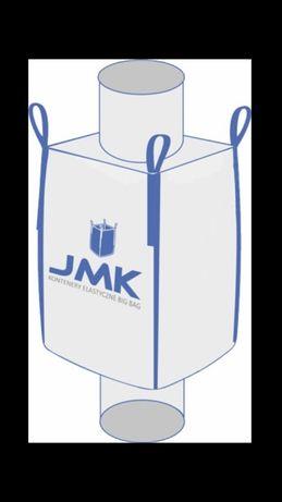Worki Big Bag Bagi 92/92/143 BIGBAG 1100kg JMK Radomsko bigbagi