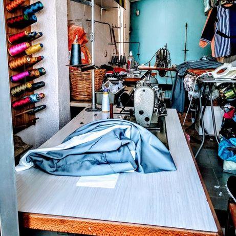Arranjos de Costura - Bainhas nas Calças