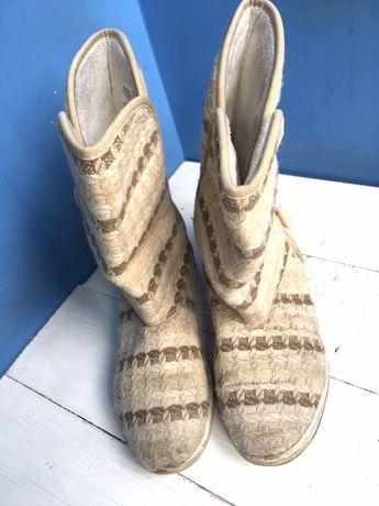 Теплые зимние сапоги Adidas