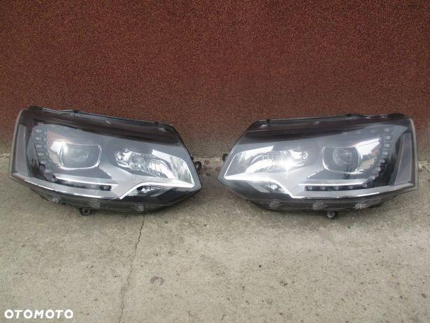 VW T5 LAMPA PRAWA LEWA KOMPLET LED LIFT HEAD LAMP