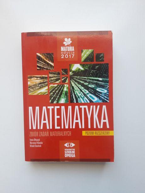 Matematyka zbiór zadań maturalnych poziom rozszerzony OMEGA 2017