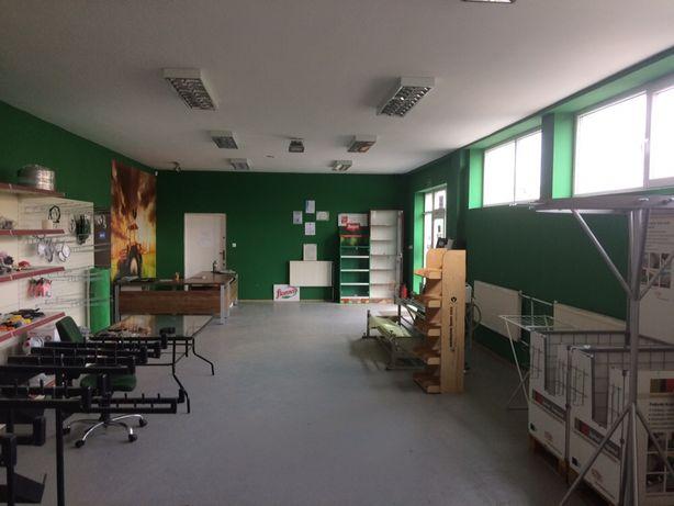 Powierzchnia biurowa lub sklepowa 110 m2