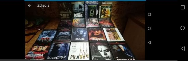 20 sztuk filmy na DVD za 40 zl