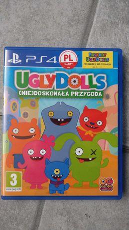 Zamienię grę ps4 Ugly Dolls Niedoskonała Przygoda PL na Minecraft