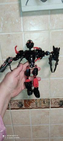 Lego робот трансформер