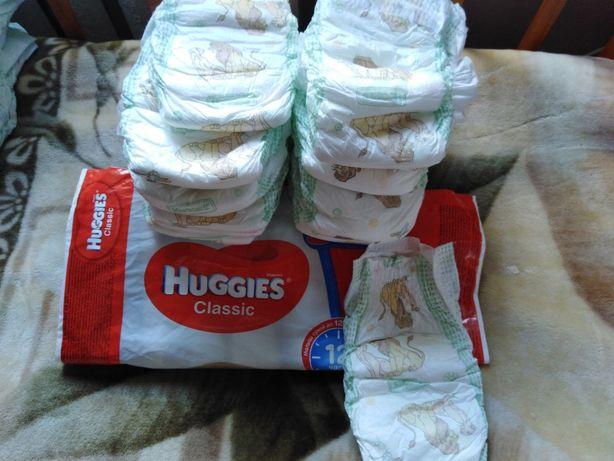 Памперсы Huggies Classic(размер 3) 22 шт.
