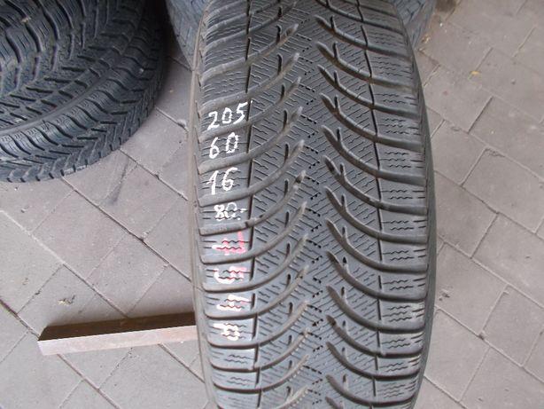 opona pojedyncza 1x Michelin Alpin A4 205/60/16