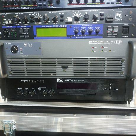 Dynacord X1201 końcówka mocy.