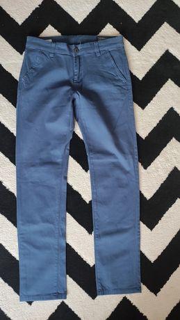 Spodnie rurki slim marki dockhouse rozmiar 32
