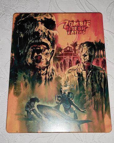 Zombie Flesh Eaters - Arrow limited Steelbook