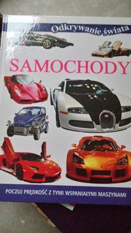 Książka Samochody