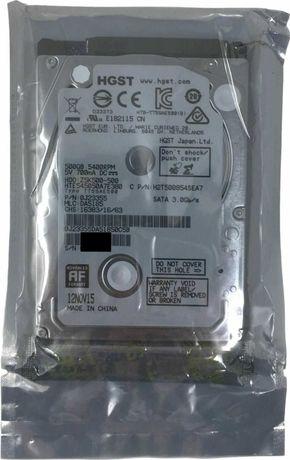 Жесткий диск HDD ноутбука SATA 500GB Hitachi HGST Z5K500 5400rpm 8MB