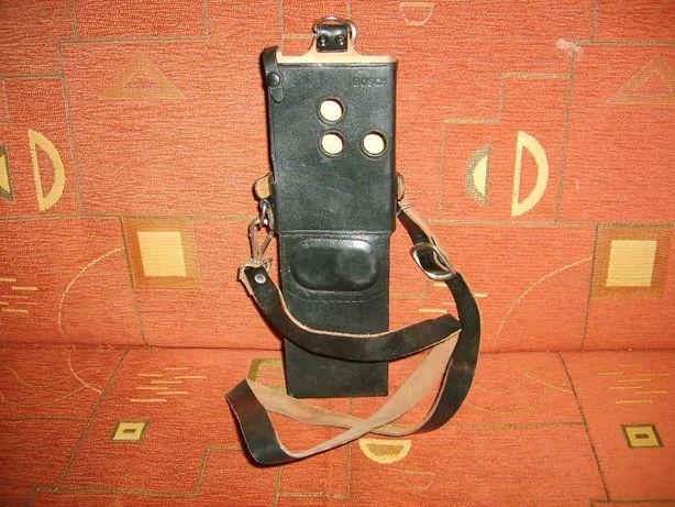 Skórzany pokrowiec futerał do radiotelefonu Bosch FuG10