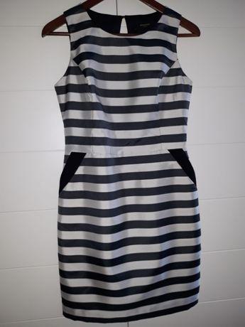 Sukienka w paski Reserved, r. 36