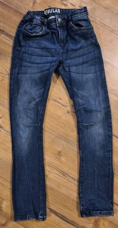 Tape o leil spodnie jeansy regular r. 152 chłopiec