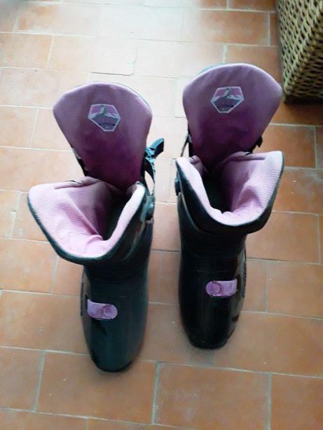 Botas de ski tamanho 44-45