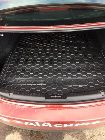 Коврик в багажник Mazda 3 6 CX-5 седан Мазда