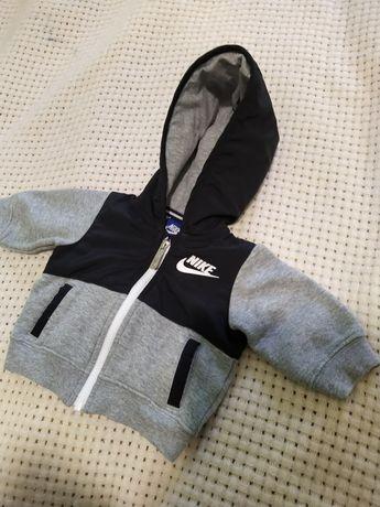 Кофта детская худи Котон утеплена хлопок Nike оригинал 0 / 3 месяца