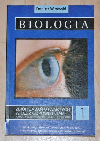 Biologia 1 zbiór zadań Dariusz Witowski MATURA
