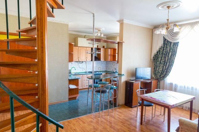 5-комнатная квартира с 4 мя отдельными спальнями под ключ в центре