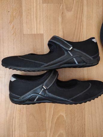 Обувь Ecco оригинал,42р.(По типу Rieker,Clarks,Nike)