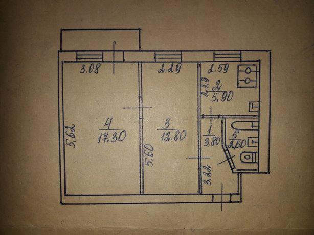 Продам 2-х комнатную квартиру СевГок 9-й Квартал