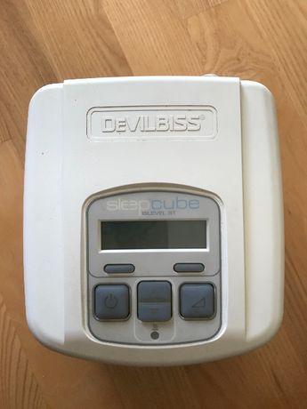 Sprzęt do bezdechu CPAP Sleepcube BiLEVEL ST DV56SE firmy DeVilbis