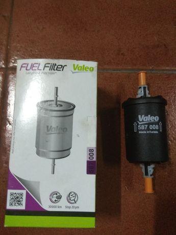 Filtro de gasolina Valeo para Alfa,Audi,Citroen,Fiat,Lancia,Opel...