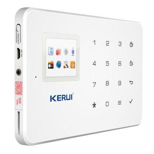 GSM-сигнализация KERUI G18 Android/IOS, Русский.