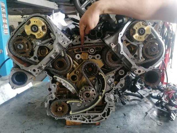 Audi A6 C7 3.0 Tfsi silnik czesci