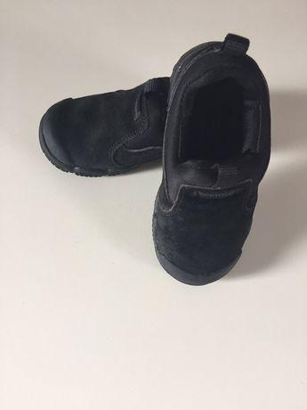 Кожаные туфли. р. 22