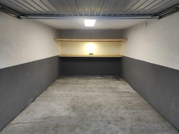 Wynajme murowany garaz Kolo Zawadzkiego Prad
