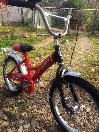 Велосипед 16 дюймів для хлопчика