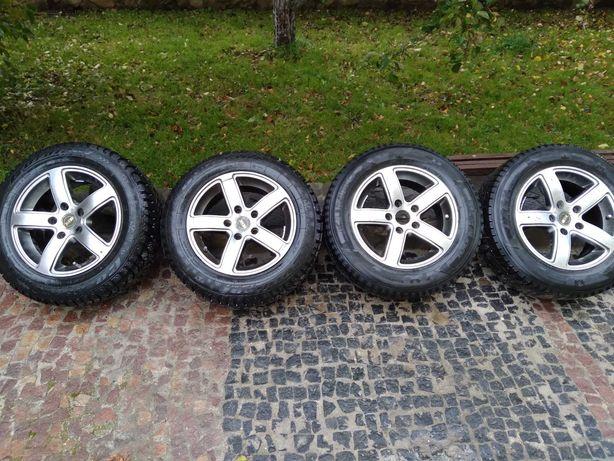 Продам диски із шинами зимові KUMHO 195/65 r15, Cordiant 195/65 R15